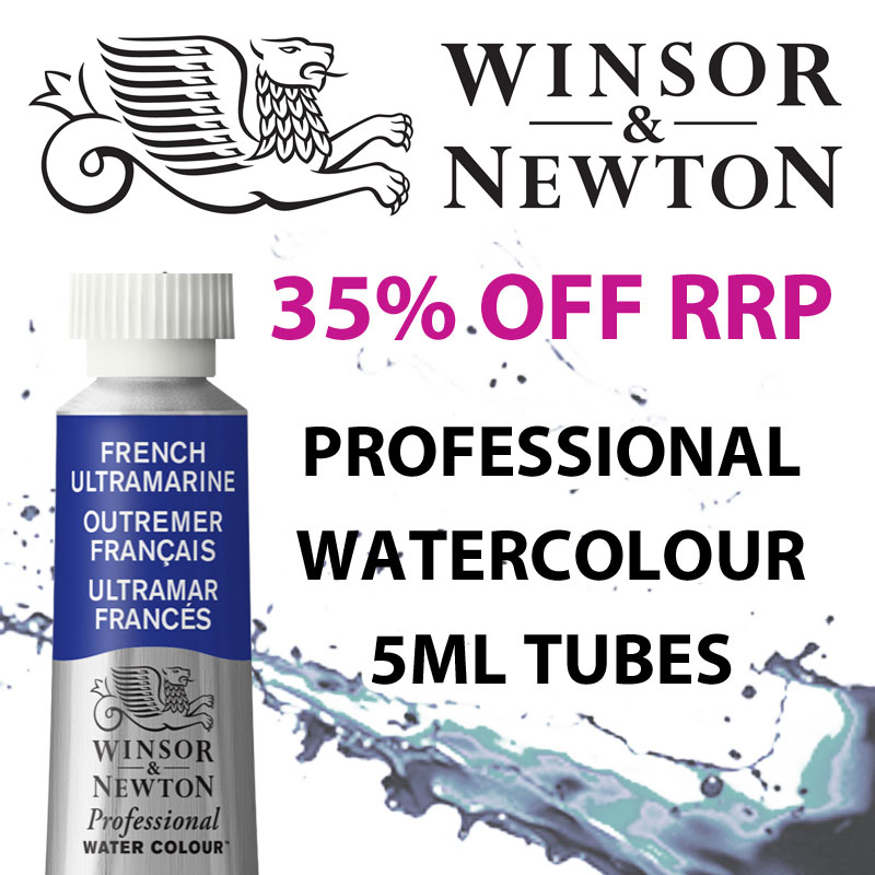 W&N Watercolour 5ml Tubes