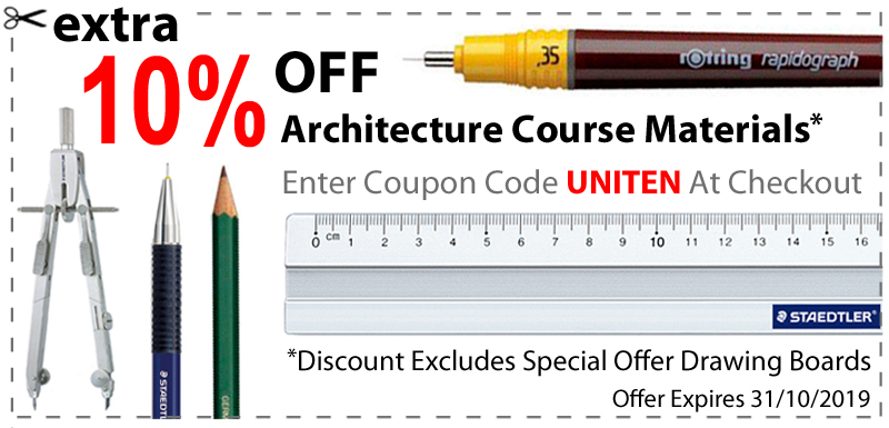 Architecture Course Discount Code
