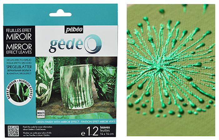 Pebeo Mirror Leaf