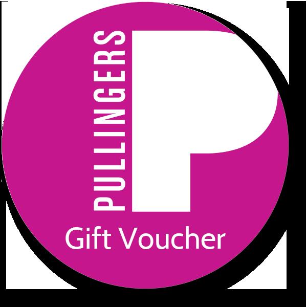 Pullingers Gift Voucher