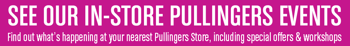 Pullingers In-Store Events