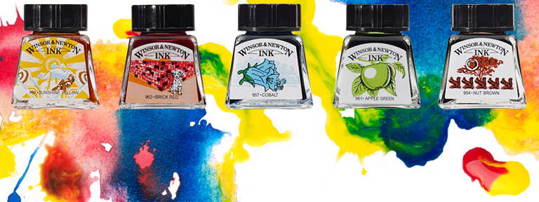 What Are Winsor & Newton Drawing Inks