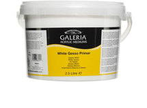Priming Materials For Canvas & Boards