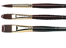 Winsor & Newton Galeria Brushes