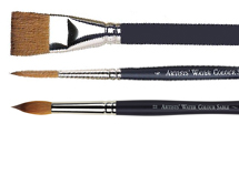 W&N Artists Watercolour Brushes