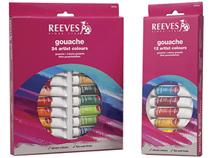 Reeves Gouache Paint Sets