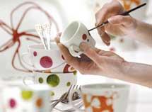 Porcelaine & Ceramic Painting