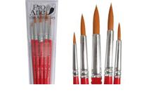 Oil & Acrylic Brush Sets