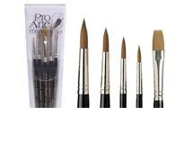 Water Colour Brush Sets