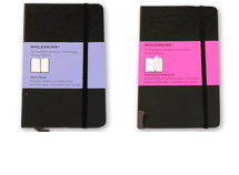 Pocket Moleskine Notebooks