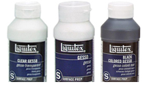 Liquitex Surface Preparation