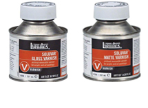 Liquitex Varnishes