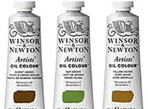 Winsor & Newton Artists Oil Paint