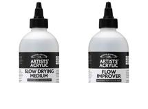 Artists' Acrylic Additives