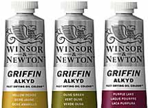 Griffin Alkyd Fast Drying Oil Paint