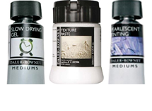 Daler Rowney Acrylic Mediums