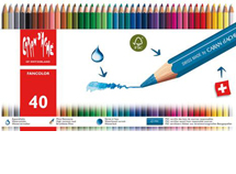 Caran D'ache Fancolor Water Soluble Pencils