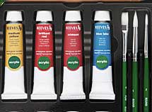 Acrylic Paints For Beginners
