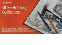 Derwent Sketching Collections