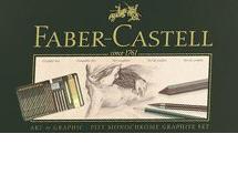 Faber Castell Pitt Monochrome