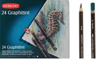 Derwent Graphitint Watersoluble Pencils