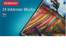 Derwent Inktense Blocks