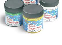 Childrens Finger Paint