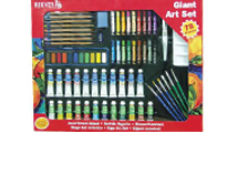 Childrens Mixed Media Art Sets