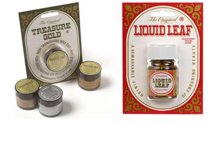 Gold Leaf Paint & Treasure Gold Wax