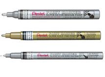 Pentel Metallic Paint Markers