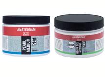 Amsterdam Acrylic Effect Mediums