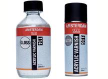 Amsterdam Acrylic Varnishes