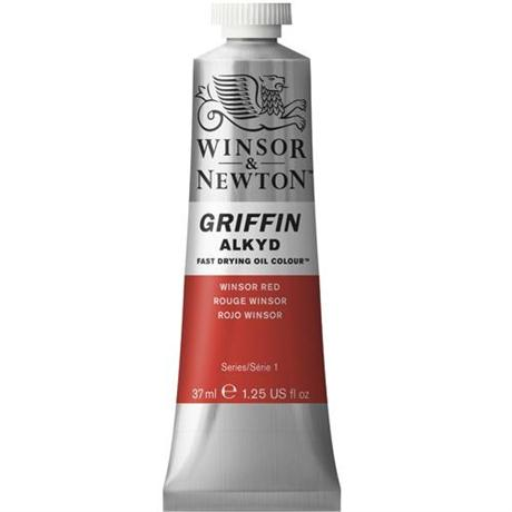 Griffin Alkyd Fast Drying Oil Paint 37ml Tube Image 1