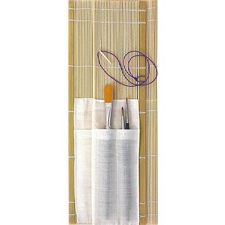 Bamboo Brush Roll Image 1