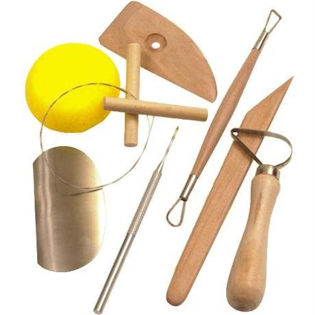 Pottery Tool Kit Image 1