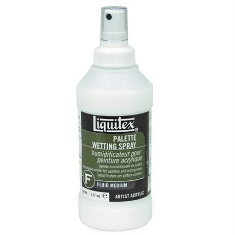 Liquitex Palette Wetting Spray 237ml Bottle Image 1