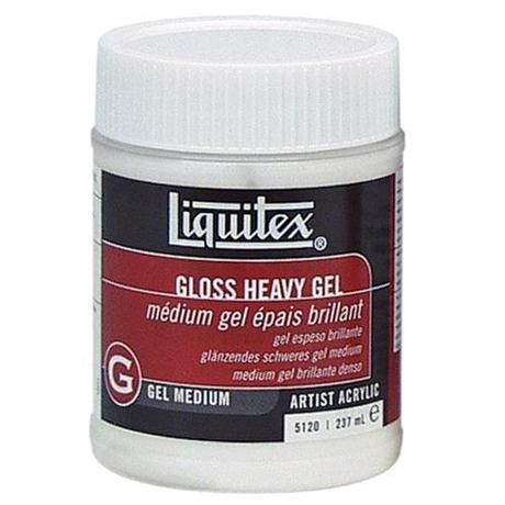 Liquitex Gloss Heavy Gel Medium Image 1