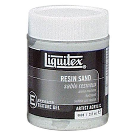 Liquitex Resin Sand Medium 237ml Jar Image 1