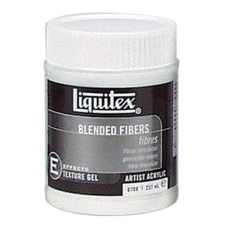 Liquitex Blended Fibres Medium 237ml Jar Image 1