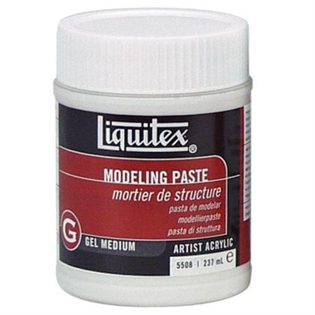 Liquitex Acrylic Modelling Paste Medium Image 1