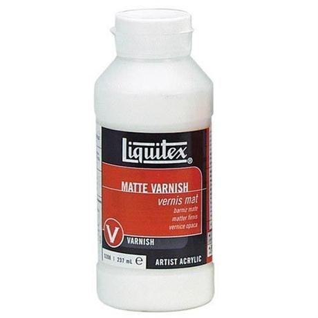 Liquitex Acrylic Matt Varnish Image 1