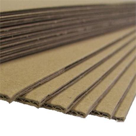 A1 Corrugated Kraft Board 2mm Image 1