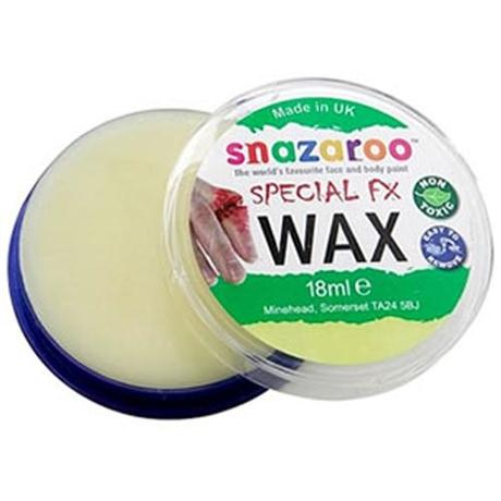Snazaroo Face Paint Special Fx Wax 75ml Pot Image 1