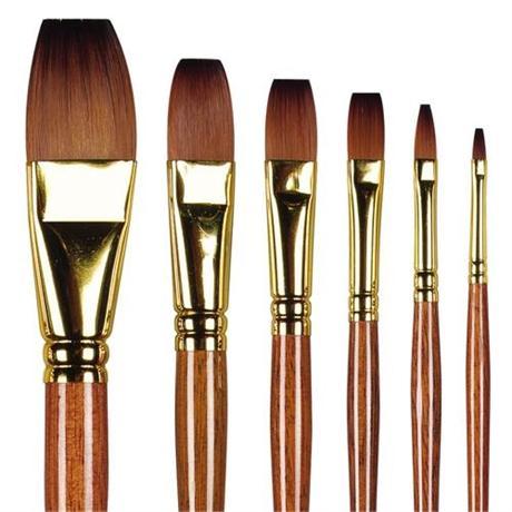 Pro Arte Series 008 Prolene Plus Brush One Stroke Image 1