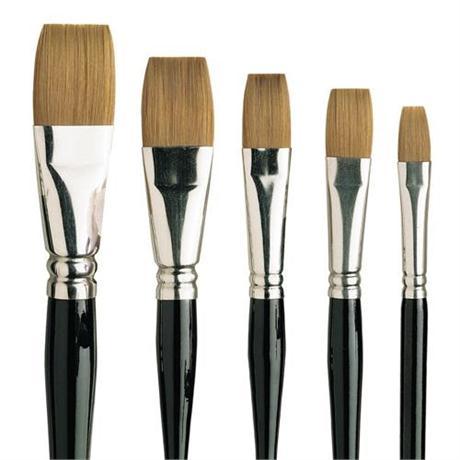 Pro Arte Series 106 Prolene Brushes - One Stroke Image 1