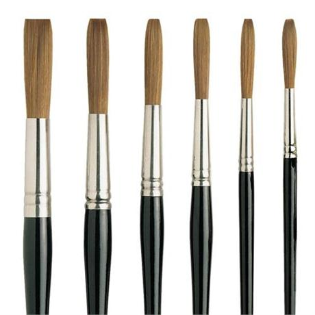 Pro Arte Series 10 Prolene Signwriters Brushes Image 1