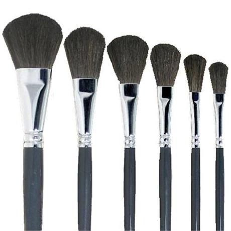Pro Arte Series 28 Student Wash Brushes Image 1
