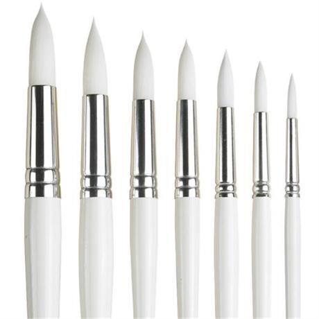 Pro Arte Series 31 Polar Brushes - Round Image 1