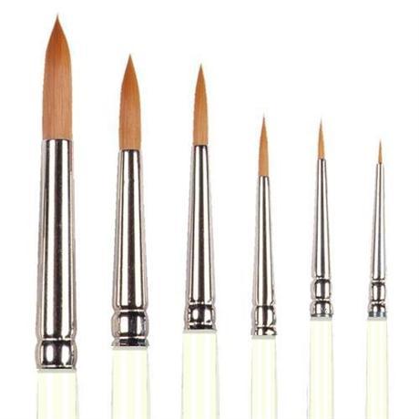 Pro Arte Masterstroke Brushes Series 60 - Round Image 1