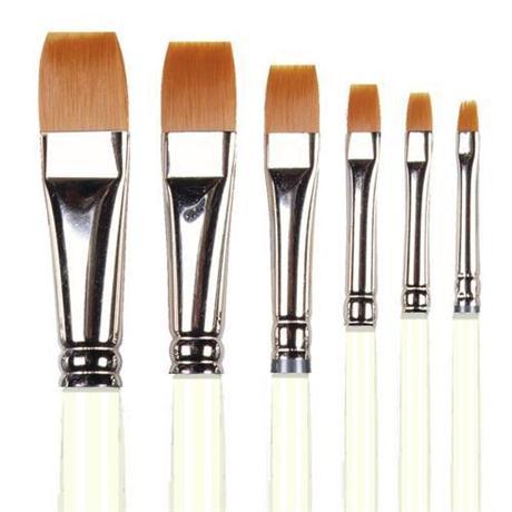 Pro Arte Masterstroke Brushes Series 62 - Flat Shader Image 1